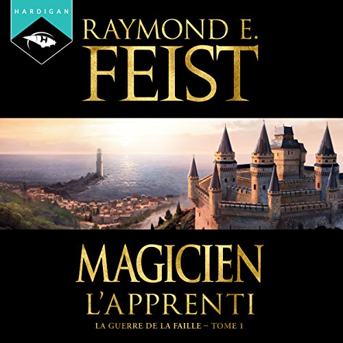 Magicien. L'Apprenti cover art