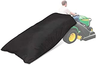 Qinhum Bolsa de Hojas de Tractor de Césped Bolsa de Recolección de Basura de Hojas de Césped Bolsa de Basura de Bolsa de Hojas Estándar para Jardín