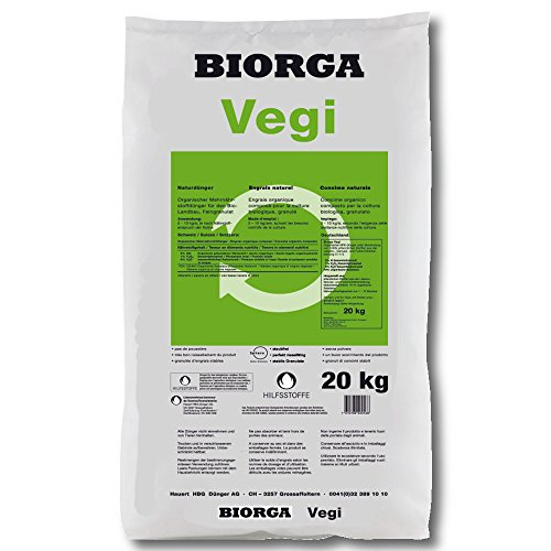 Hauert Biorga Vegi 20 kg - 341220