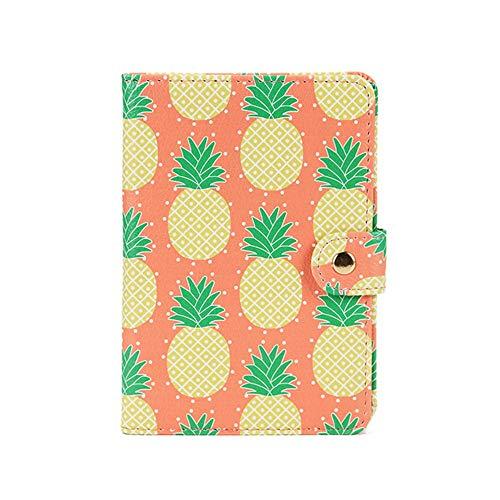 Paspoort Houder Creatieve Reizen Accessoires ID Kaart Bank Tas PU Lederen Paspoort Beschermer Reizen Document Cover