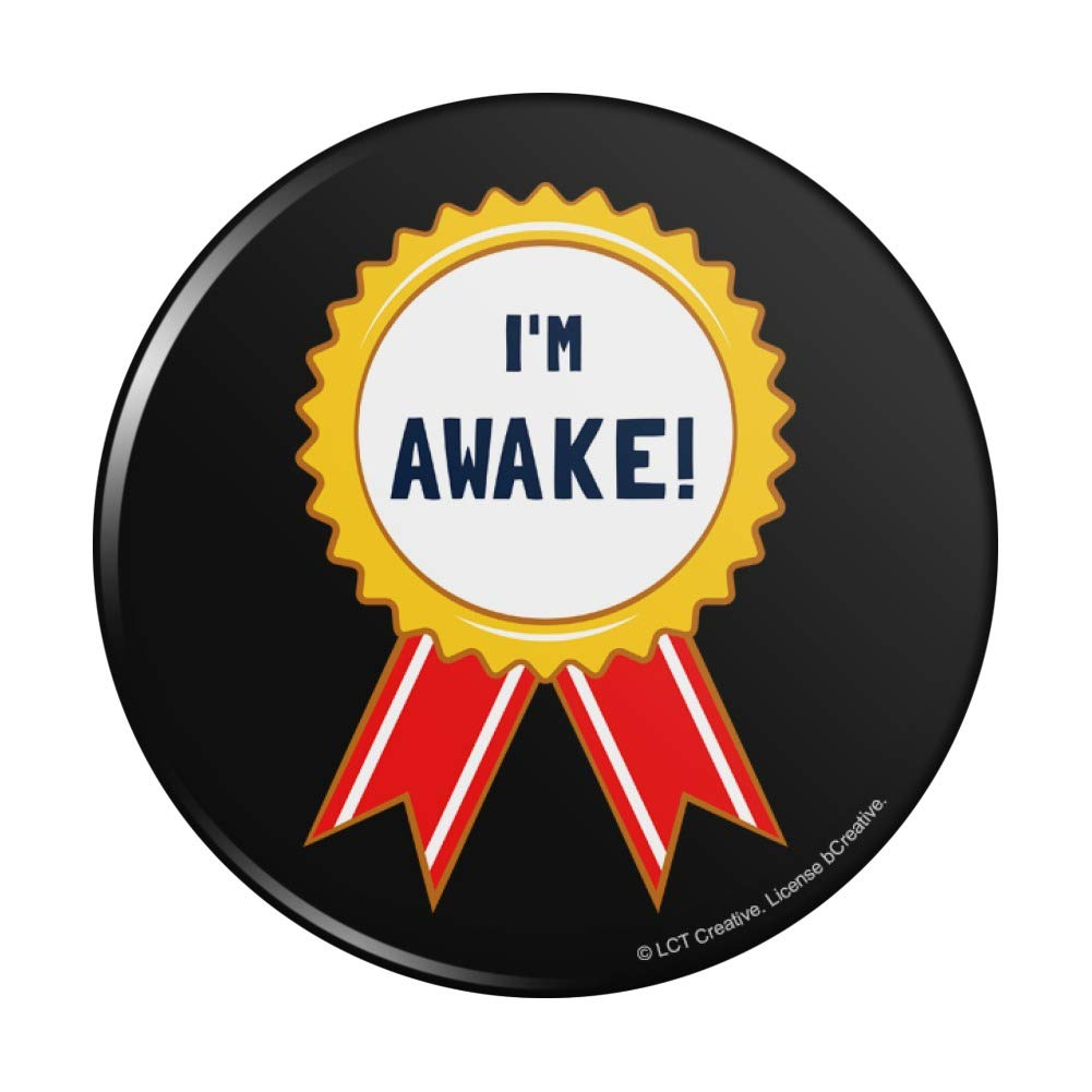 I'm Trust Awake Award Funny Humor Compact Hand Purse Mesa Mall Cosmetic Pocket M