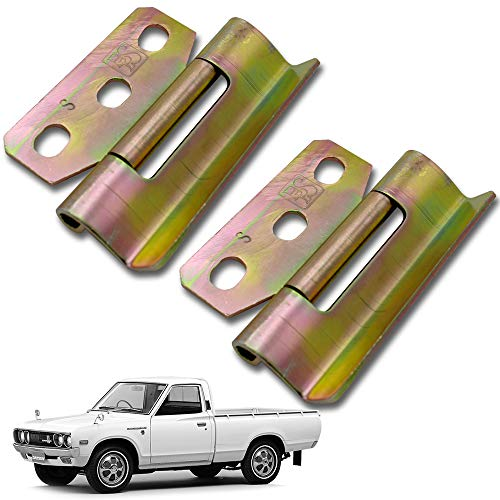 Nonstops Hinge Assy Rear Door Tail Gate 2 Pc Fits Datsun Pickup 620 Truck 1972 1979