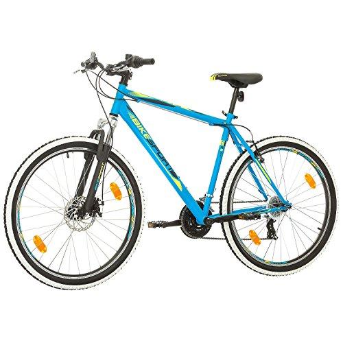 BIKE SPORT LIVE ACTIVE 27,5 Zoll Bikesport Thunder Herren Fahrrad MTB Mountainbike Hardtail Shimano 21 Gang (Blau matt, XL) - 6
