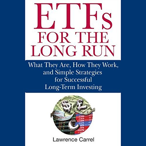 ETFs for the Long Run audiobook cover art