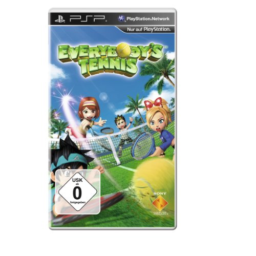 Everybody's Tennis - [Sony PSP]