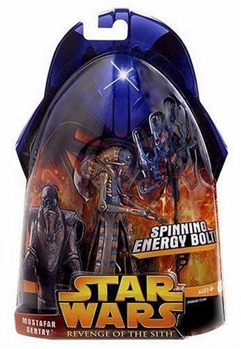 Figura Star Wars Revenge of The Sith Mustafar Sentry