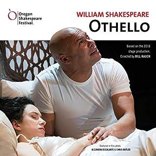 Othello audiobook cover art