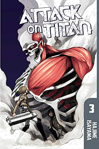 Titan Hajime: Book 3 Includes Vol 7 - 8 - 9- Great Action Shonen Graphic Attack On Novel Titan Manga For Adults, Teenagers, Kids, Fan Lover (English Edition)
