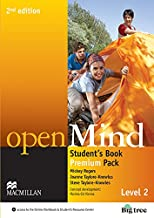 Openmind 2nd Edit. Student's Book Premium Pack-2