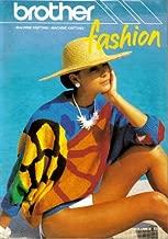 Brother Fashion - Volume 8 (Machine Knitting Patterns)