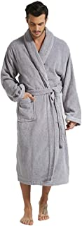 button or zip up dressing gowns