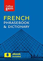 Collins Gem French Phrasebook & Dictionary by Collins UK(2016-06-01)