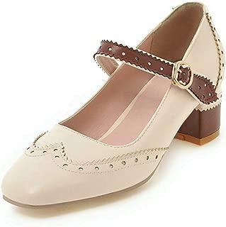 Women's Glitter Platform Chunky High Heel Pump Sandals Ankle Strap Peep Toe Dress Wedding Party Shoes