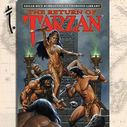 The Return of Tarzan Titelbild