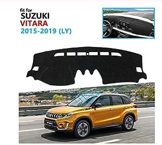 linfei Armaturenbrettabdeckung Schutzpolster Für Suzuki Vitara Ly Escudo Sportzubehör Armaturenbrett Sunshade Cape (Linkes Lenkrad)