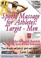 Sports Massage for Athletes: Target Men [DVD]