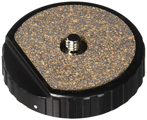SLIK Quick Release Plate for the AF2100 Pistol Grip Head, Black (618-734)