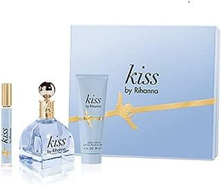 Rihanna Riri Kiss Gift Set for Women, 3.4 Ounce