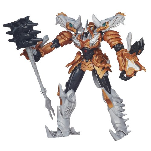 Transformers Figurine Grimlock Age of Extinction Generations Voyager Class