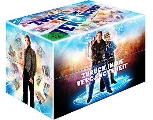 Zurück in die Vergangenheit - 2020er Edition (18 Blu-rays) (exklusiv bei Amazon.de)