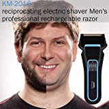 Zoom IMG-2 autoecho rasoio elettrico da uomo