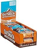 Energy OatSnack, natürliche Riegel - von Hand gemacht, Mix Box Vegetarisch (geeignet für Veganer), 3 x 70 g und 12 x 65 g, 1er Pack (1 x 990 g)