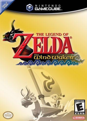 GameCube - The Legend of Zelda - The Wind Waker