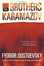 By Fyodor Dostoevsky - The Brothers Karamazov: A Novel in Four Parts With Epilogue (1990-09-27) [Hardcover]