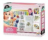 Buki France- Be Teens, Mega Bracelets Caja Para Realizar Pulseras, 8 Años, Multicolor (BE003)