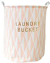 Fresh Style Dirty Clothes Folding Storage Bucket 11#