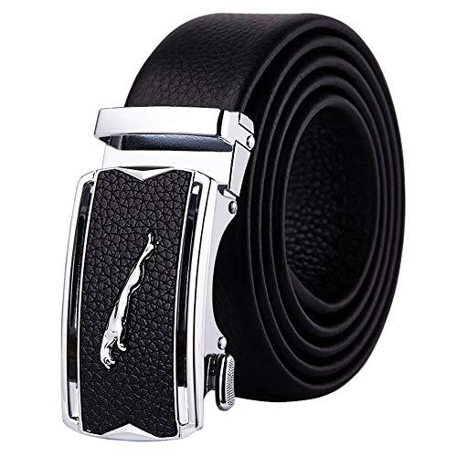 Hombre Cinturón,Cuero PU Cinturón Hombre Cinturones Piel