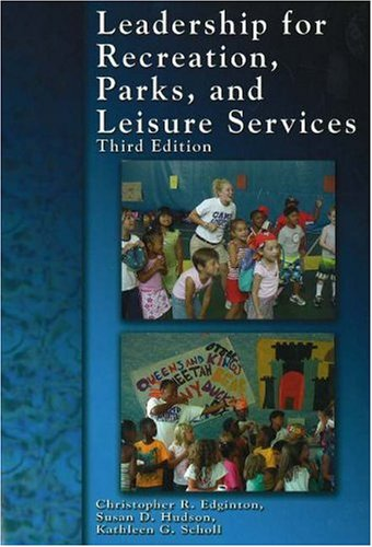 Leadership for Recreation, Parks, and Leisure Service