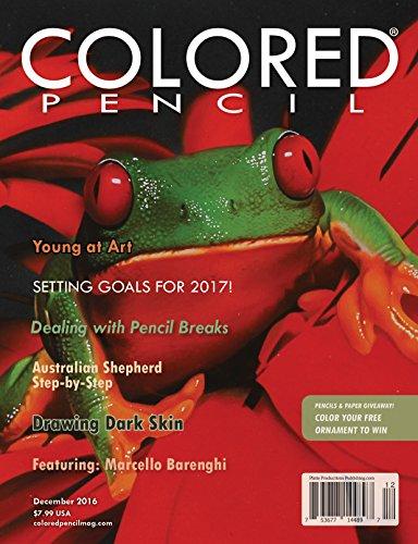 COLORED PENCIL Magazine - December 2016