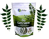 JiVita - Gourmet Curry Leaves - 100% Pure, Natural, Newly Harvested, Triple washed, Indoor Dried, Sealed to retain aroma of fresh leaves. 10 GRAMS PACK