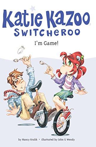 Download I'm Game #21 (Katie Kazoo, Switcheroo) 0448441330
