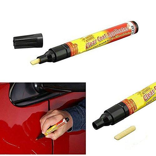 Bolígrafo antiarañazos para carrocería, coche, moto, bicicleta, solo borra microrayas.