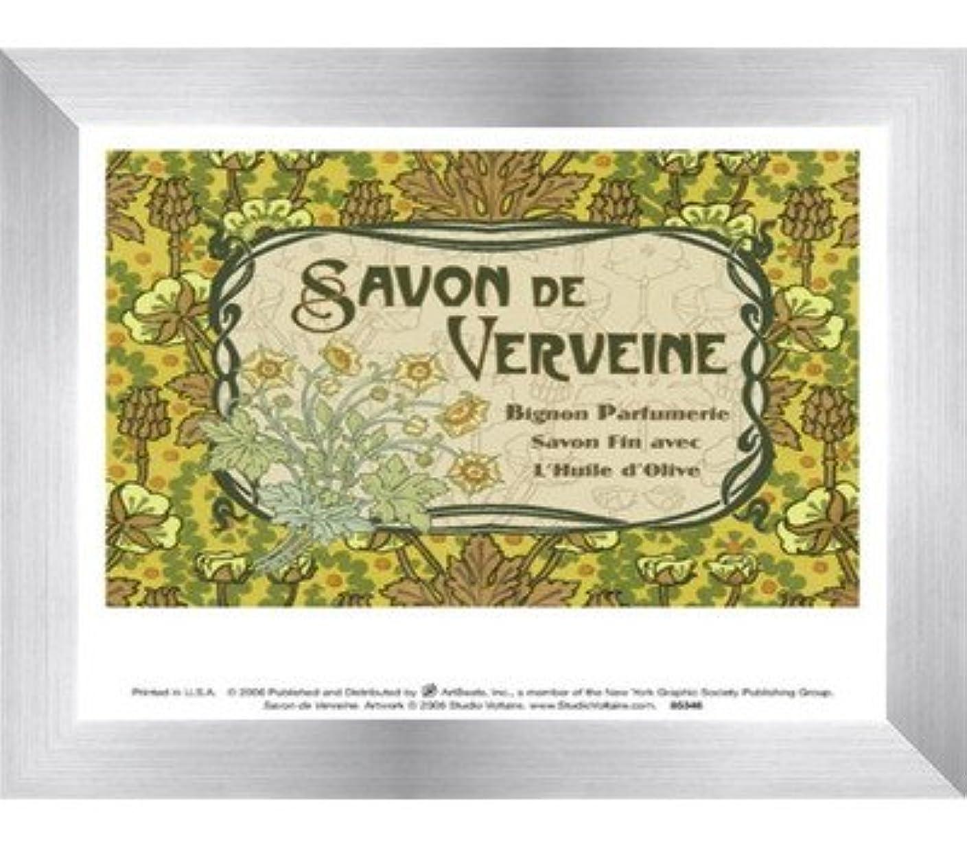振るう引き受ける心のこもったSavon de Verveine by Unknown?–?8?x 7インチ?–?アートプリントポスター LE_854516-F9935-8x7