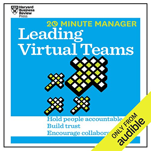 20 Minute Manager: Leading Virtual Teams cover art