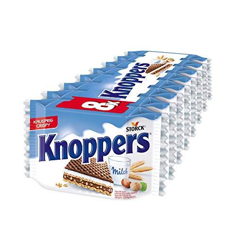 Knoppers (1 x 200g) / Das Frühstückchen im 8er Pack