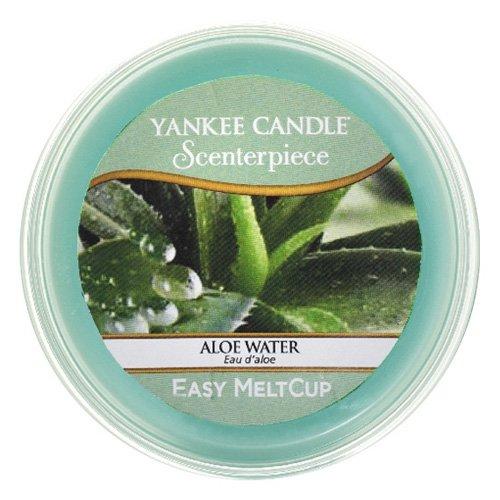 Yankee Candle Scenterpiece Melt Cups, Acqua di Aloe