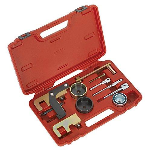 Sealey Vse5871 a Réglage/Verrouillage pour Moteur Diesel – Renault, Nissan, Suzuki, Vauxhall/Opel 1.5d, 1.9d, 2.2D, 2.5d DCI/DI/DTI/CDTI – Courroie d'entraînement