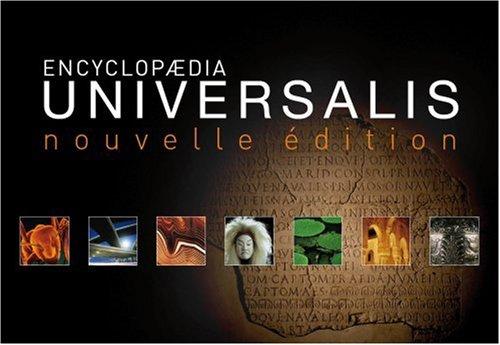 Encyclopédie universalis 2009