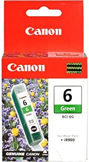 Canon BCI-6 Green Ink Tank Compatible to iP8500, i9900