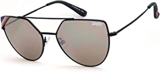 SUPERDRY Women's Sunglasses MIKKI-SDMIKKI-004 - Black - size 57-18-144 mm