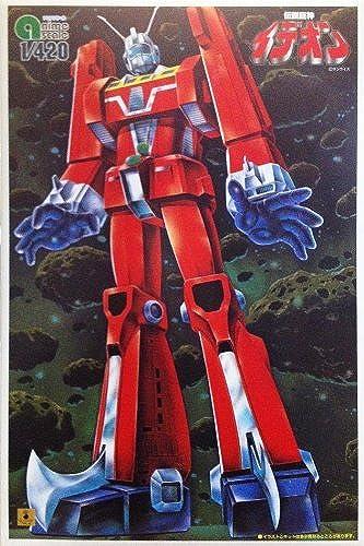 1 420 Space Runaway Ideon (japan import)