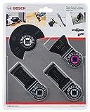Bosch 2608661696 Set de 4 pièces pour sols et montage
