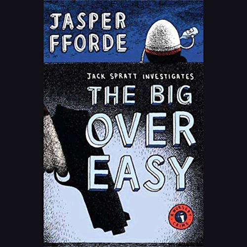 The Big Over Easy audiobook cover art