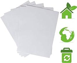 Papel Bond Reciclado Ecologico 1500 hojas tamaño carta. 3