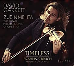 Timeless-Brahms & Bruch Violin Concertos: Deluxe E