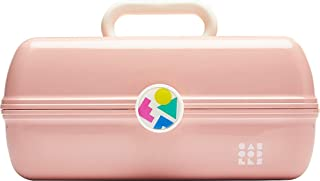 Caboodles On-The-Go Girl Retro Case, Millennial Pink